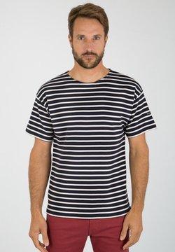 Armor lux - DOËLAN MARINIÈRE - T-Shirt print - navire nature