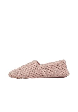 OYSHO - CHENILLE CLOSED - Chaussons - rose