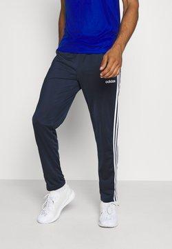 adidas Performance - 3 STRIPES SPORTS REGULAR PANTS - Jogginghose - legink/white