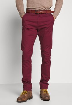 INDICODE JEANS - GOVER - Chinot - red ochre