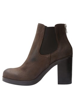 PoiLei - LILIANA - High Heel Stiefelette - brown