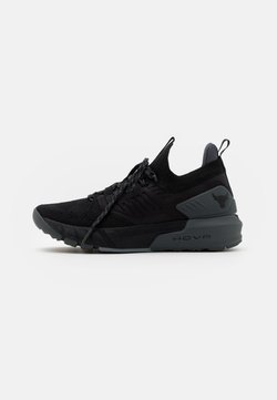 Under Armour - PROJECT ROCK 3 - Sports shoes - black