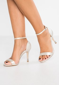 Dune London - MATCH MAKER - High Heel Sandalette - ivory