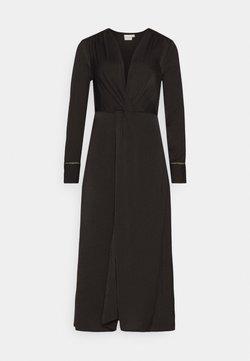 Cream - CHRISTY DRESS - Ballkleid - pitch black