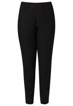 DORIS STREICH - Pantaloni - schwarz