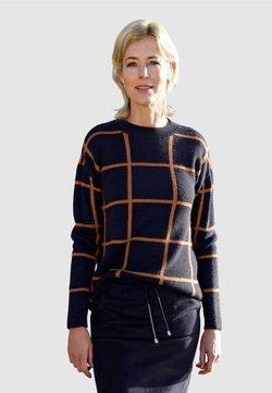 Dress In - Sweatshirt - marineblau,haselnuss