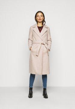 ONLY Petite - ONLGINA WRAP COAT  - Classic coat - humus melange