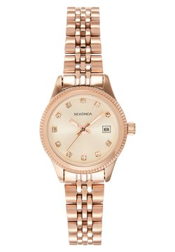 Sekonda - LADIES WATCH ROUND CASE - Horloge - rose gold-coloured