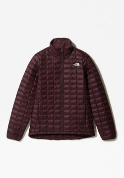 The North Face - W THERMOBALL ECO JACKET - EU - Snowboardjacka - root brown matte