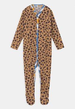 Never Fully Dressed Kids - LUCIA LEOPARD ONSIE UNISEX - Yöpuku - multi-coloured