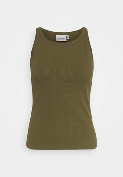 Gestuz - ROLLA - Top - dark olive