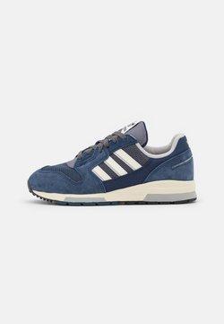 adidas Originals - ZX 420 UNISEX - Sneaker low - collegiate navy/offwhite/grey five