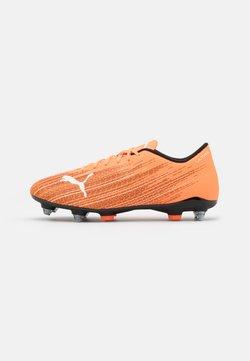 Puma - ULTRA 4.1 MXSG - Voetbalschoenen met metalen noppen - shocking orange/black