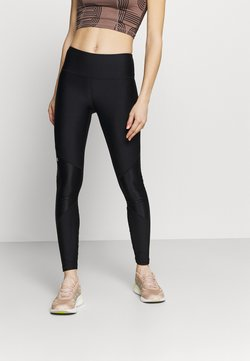 Under Armour - SHINE LEG - Tights - black