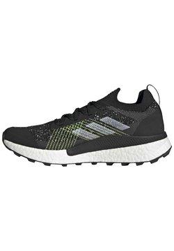 adidas Performance - TERREX TWO ULTRA BOOST TRAIL RUNNING - Vaelluskengät - black