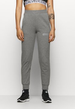 Calvin Klein Performance - PANT - Verryttelyhousut - grey