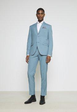 Isaac Dewhirst - PLAIN SUIT SET - Costume - turquoise