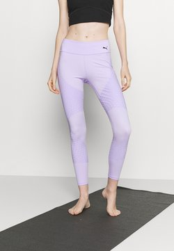 Puma - STUDIO PORCELAIN FULL - Tights - light lavender