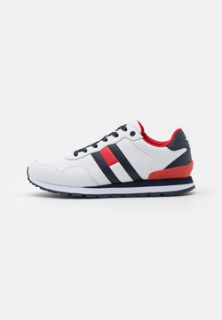 Tommy Jeans - LIFESTYLE  RUNNER - Sneaker low - white