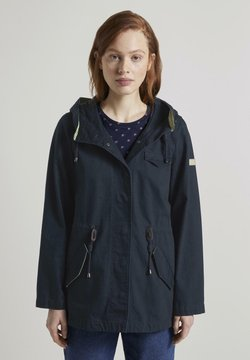 TOM TAILOR DENIM - Parka - sky captain blue
