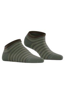 FALKE - STRIPE - Socken - military