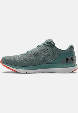 Under Armour - CHARGED IMPULSE - Stabiliteit hardloopschoenen - lichen blue