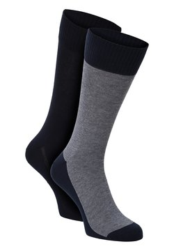 Levi's® - 2 PACK - Socken - indigo schwarz