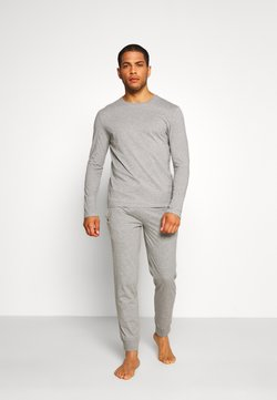 Pier One - Pyjama - mottled grey