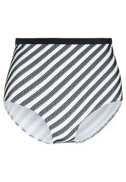 Curvy Kate - SUNSEEKER HIGH WAIST BRIEF - Bikini-Hose - monochrome