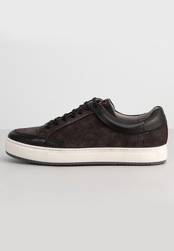Strellson - EVANS SNEAKER LFU 4 - Sneaker low - darkgrey
