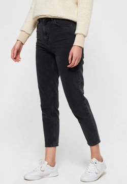 Superdry - RUBY - Relaxed fit jeans - black