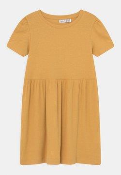 Name it - NMFHANILLA DRESS - Jerseykleid - ochre