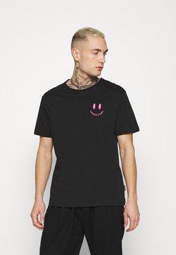 YOURTURN - T-shirt print - black