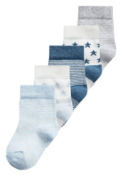 Next - 5 PACK - Calcetines - blue