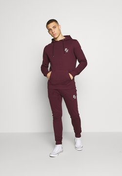 CLOSURE London - SIGNATURE TRACKSUIT  - Hoodie - port
