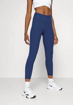 GAP - ANKLE PANT - Tights - docksider blue