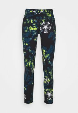 Sweaty Betty - POWER 7/8 WORKOUT LEGGINGS - Trikoot - lime punch/green