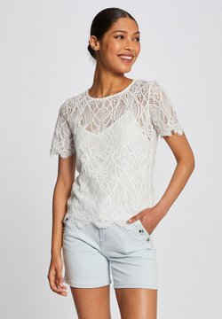 Morgan - Bluse - off white