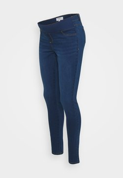 Dorothy Perkins Maternity - UNDERBUMP ELLIS - Jeans Skinny Fit - mid wash denim