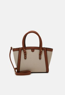 New Look - WHITBY - Shoppingväska - tan