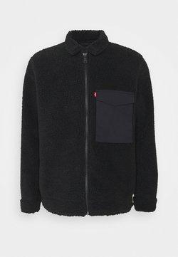 Levi's® - MASON MINIMALIST UNISEX - Fleece jacket - black