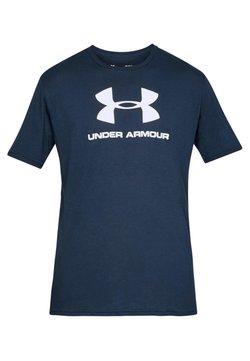 Under Armour - T-Shirt print - marine
