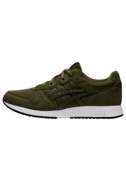 ASICS - Sneaker low - smog green/black