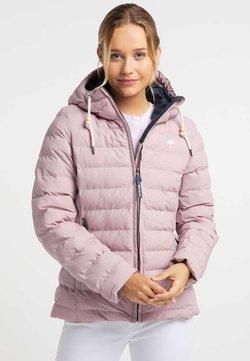Schmuddelwedda - Winterjacke - light pink