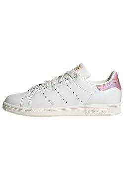 adidas Originals - Sneakers laag - cwhite/cwhite/goldmt