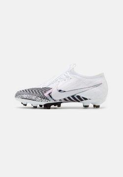 Nike Performance - MERCURIAL VAPOR 13 PRO MDS AG-PRO - Scarpe da calcetto con tacchetti - white/black