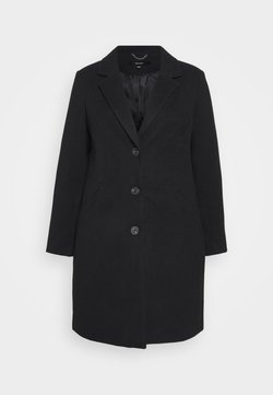 Vero Moda Curve - VMCALACINDY JACKET - Abrigo - black