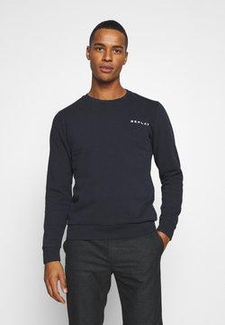 Replay - CREW NECK - Sweater - blue