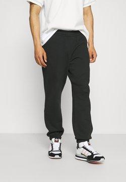 adidas Originals - BASICS UNISEX - Jogginghose - black