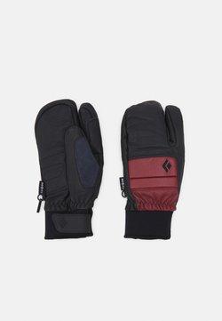 Black Diamond - SPARK FINGER GLOVES - Gloves - dark crimson